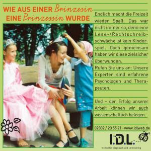 hilledesign Portfolio IDL Bochum