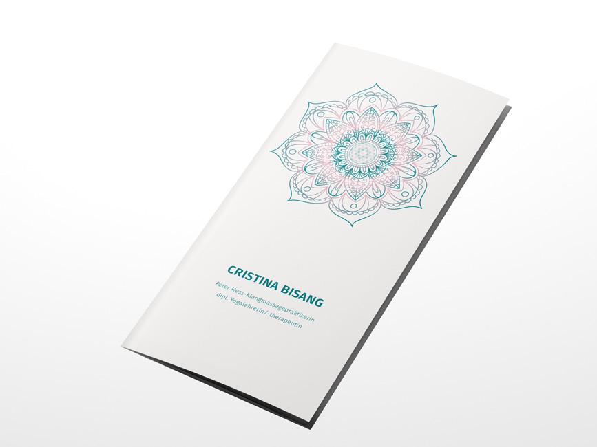 hilledesign Portfolio Mandala Grafik Design Flyer